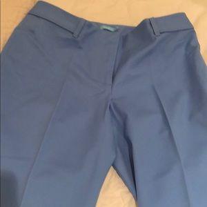 J. McLaughlin Blue Trousers